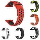 Replacement Dual Color Silicone Watch Band Wrist Strap for Fitbit Ionic Welcome