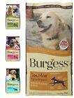 Burgess Dog Food Hypoallergenic Sensitive Natural Dry Puppy Adult Dog Healthy UK