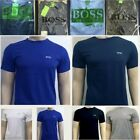 HUGO BOSS Mens T-shirt MODERN TITE FIT 100% cotton short sleeve crew neck
