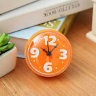 Nevoc Wall Clock Kitchen Bathroom Anti Fog Waterproof Refrigerator Suction Cup