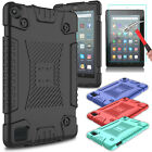 Kyпить For Amazon Fire 7 2019 2017 / HD 8 2018 Tablet Case Cover With Screen Protector на еВаy.соm