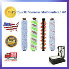 Roller Brush + Filter For Bissell Crosswave Multi Surface 1785 Vacuum Cleaner