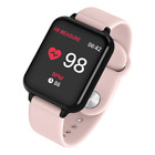 1x Women&Girl Waterproof Bluetooth Smart Watch Phone Mate For iPhone Android IOS