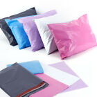 STRONG MAILING POST MAIL POSTAGE BAGS POLY POSTAL SELF SEAL MIXED COLORS