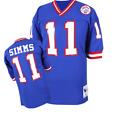 Mitchell & Ness New York Giants #11 Football Jersey New Mens Big Sizes $250 $99.99 USD on eBay