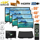 32''/43''/45'' WIFI 4K Smart TV HD 1080P USB HDMI LCD Curved Screen Television for sale  Shipping to South Africa