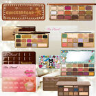 Too Faced 18 Farben Lidschatten-Palette GINGERBREAD SPICE/CLOVER/SWEET PEACH