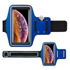 Armband Case Sports Gym Running Arm Band Phone For iPhone XS MAX XR / 6 7 8 Plus