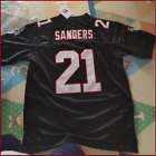DEION SANDERS #21 Atlanta Falcons 1990 Throwback Stitched Football JERSEY S-3XL on eBay