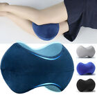 Memory Foam Knee Pillow Leg Pillow for Sleeping Support Cushion Side Sleepers image