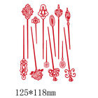 Flower Leaves Metal Cutting Dies Stencil For Diy Scrapbooking Cards Crafts Decor
