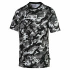 PUMA Rebel Camo Men's Tee Men Tee Basics