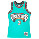 Vancouver Grizzlies Shareef Abdur-Rahim Mitchell Ness Teal Swingman NBA Jersey on eBay