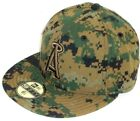 Official MLB 2016 Los Angeles Angels Memorial Day New Era 59FIFTY Fitted Hat on Ebay
