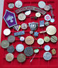 SMALL GROUP / COLLECTION / LOT JETONS MEDALS WORLD, 39 pc, 265 g  #xxD 12
