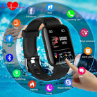 Smart Watch Bluetooth 4.2 Heart Rate Oxygen Blood Pressure Sport Fitness Tracker