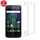 2X Pack Tempered Glass Film Screen Protector Motorola Moto G7 Plus Play Power