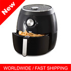 Dash Deluxe Electric Air Fryer Oven Cooker with Temperature Control 6 qt
