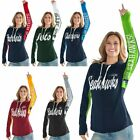 Officially Licensed NFL For Her Hands High Rally Hoodie 553572-J $52.9 USD on eBay