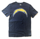 NFL Los Angeles Chargers Bolt Logo T-Shirt *NEW* (Various Sizes to Choose From) $6.5 USD on eBay