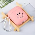 Cute Wireless Blutooth Earphone Cover Case For Air Pods Heart Couple Pink Black