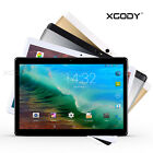 Xgody 3g Cell Phone Quad-core Android 7.0 Tablet Pc Gps 1+16gb Dual Sim 10.1""