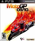 PLAYSTATION 3 PS3 RACING GAME MOTOGP MOTO GP 09/10