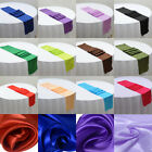 108 Inch X 12 Inch Silky Table Runner Cloth Wedding Party Decorations Welcome