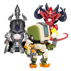 3 PACK Blizzard Blizzcon Deadly Action Figure Overwatch World of Warcraft WoW