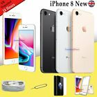 NEW Unlocked SIM Free Smartphone Apple iPhone 8 64GB Various Colors Gold Grey UK