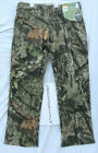MOSSY OAK BREAK-UP COUNTRY CAMO MENS 5-POCKET FLEX PANTS, SIZES 32,34,36,38, NEW