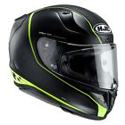 HJC RPHA 11 Riberte Black Yellow Full Face Motorcycle Helmet Crash Helmet New