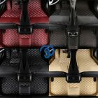 Fit for Infiniti G37 2008~2013 leather Car Floor Mats Waterproof