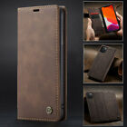 MAGNETIC FLIP COVER Leather Wallet Card Case For iPhone 12 11 PRO MAX XS XR Plus