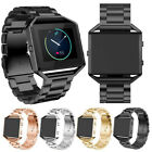 For Fitbit Blaze Activity Tracker watch Stainless Steel Wrist band Replacement image