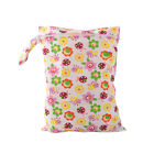 Baby Diaper Bags Character Print Changing Wet Bag Baby Cloth Diapers #S5