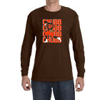 Cleveland Browns Nick Chubb Text Pic Long sleeve shirt $19.99 USD on eBay