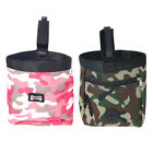 Camouflage Pet Dog Puppy Training Pouch Walking Treat Snack Bag Dispenser #S5