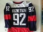 Washington Capitals #92 Evgeny Kuznetsov Stadium Series Sewn Jersey Sizes S-3XL $85.0 USD on eBay