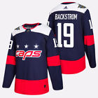 Washington Capitals 19 Nicklas Backstrom Stadium Series Sewn Jersey Sizes S 3XL