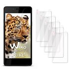 HD Display Protector for Wiko Highway Pure Screen Clear New Film