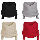 Kyпить Fashion Women's Design Sexy Solid Knit CasualLoose Warm Long Sleeved Sweater на еВаy.соm