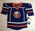 New York Islanders Jersey Shirt, NHL Child's Size 12 Months, 3T, 4T $22.95 USD on eBay