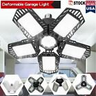 Kyпить E27 LED Garage Light Bulb Deformable Ceiling Fixture Lights Shop Workshop Lamp на еВаy.соm