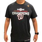 Washington Nationals 47Brand 2019 National League Champions Club T-Shirt - Navy on Ebay