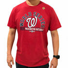 Washington Nationals 47Brand 2019 National League Champions Club T-Shirt - Red on Ebay