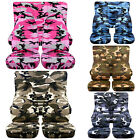 CC Front +Rear car seat covers urban camouflage fits wrangler YJ /TJ /LJ