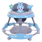 NEW Baby Walker First Steps Push Along Bouncer Activity Ride On Car <br/> Pyramid design ❤️ Fold with one button ❤️ Adjustable