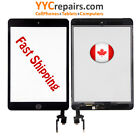 iPad Mini 3 3rd Gen A1599 A1600 Digitizer Touch Screen Glass Replacement IC Home