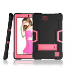For RCA Cambio W101V2/RCA 10 Viking Heavy Duty Shockproof Kickstand Tablet Case